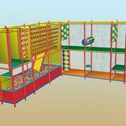 Игровой лабиринт Проект - 1606 фото