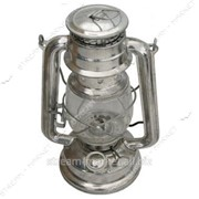 Лампа керосиновая средняя крашеная (Летучая мышь 28 см ) №991320 фото