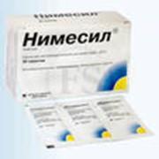 Нимесулид таблетки 100 мг № 20 фото