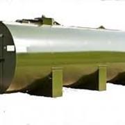 Резервуары горизонтальные стальные для хранения ГСМ фото