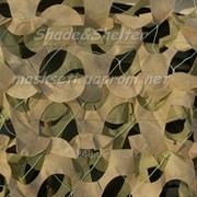 Сеть маскировочная сетка Shade&Shelter Double Sided , песчанка, 2х6м, 4*6м фото