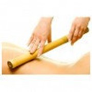 Biodroga Бамбуковые палочки для спа-массажа, тело+лицо Biodroga - Professional Treatments 2 шт. фото