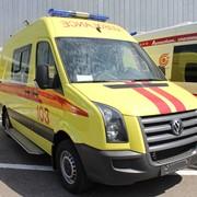 Транспортировка реанимационного больного с Харькова в Германию фото