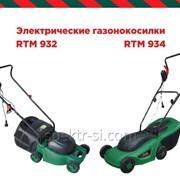 Электрическая газонокосилка RTM 932-934 фото