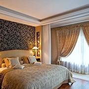Индивидуальный пошив штор, гардин, ламбрекенов в Алматы фото