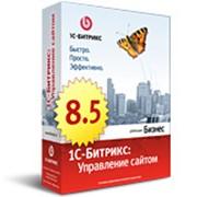 «1С-Битрикс: Управление сайтом» - профессиональная система управления веб-проектами фото