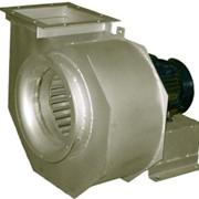 Вентилятор центробежный дутьевой ВДН-8 с электродвигателем 5А160S6 фото