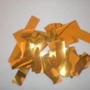 Метафан золотой двухсторонний фото