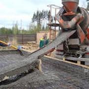 Доставка бетона фото