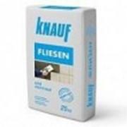 Клей плиточный для внутренних и наружных работ Кнауф Флизен 25кг фото