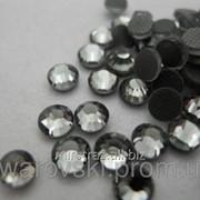 Стразы Black Diamond hotfix DMC ss10 (2,8mm) (100шт.) фото