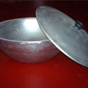Казаны алюминиевые 4л, 8л, 16л фото