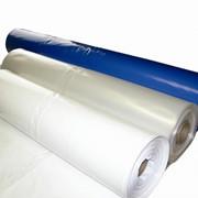 Пленка термоусадочная-белая 7,9*30,5, 178 микрон, 242м2, 44,5 кг фото