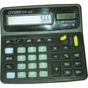 Калькулятор Citizen SDC-320 фото