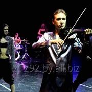 Скрипач-виртуоз SergeBalton (Серж Бэлтон) фото