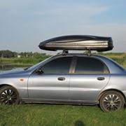 Прокат аэробоксов – багажников на крышу автомобиля. фото