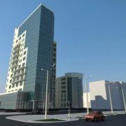 3D визуализация экстерьера (Административные и общественные здания) фото