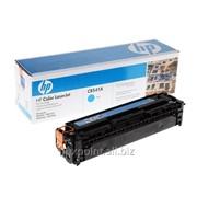 Картридж HP CB541A, для НР Color LaserJet CM1312, CM1312nfi, CP1215, CP1515n ПО black фото