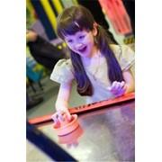 Аэро-хоккей для детей и взрослых фото