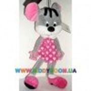 Мягкая игрушка Мышка Кетти средняя Левеня К031РВ фото