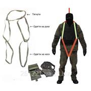 Стропа евакуаційна К-5 (combat rescue sling) з підсумком molle фото