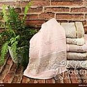 Набор полотенец для ванной 6 шт. Cestepe MICRO COTTON DELUX SANAT микрокоттон 70х140 фото