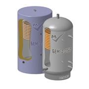 Буферная емкость БЕМ-2-350 из углеродистой стали. фото