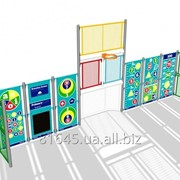 Спортивные площадки для школы Конфигурация 6 фото