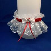 Подвязка для невесты в ассортименте фото