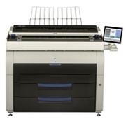 KIP 7974 Широкоформатный принтер, 4 рулона фото