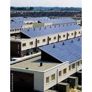 Солнечные панели разной мощности, ветрогенераторы, фото