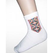 Шкарпетки вишиті чоловічі 3680 фото