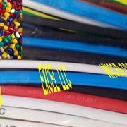Сырье для изготовления гибких электроизоляционных трубок от производителя фото