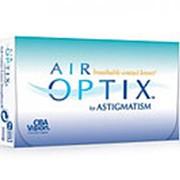 Контактные линзы AIR OPTIX for Astigmatism, CIBA Vision, 3pk фото