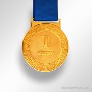 Медаль DIC-0763 аверс I место фото