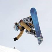 Халфпайп для сноубординга фото