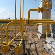 Подготовка схемы газификаций фото