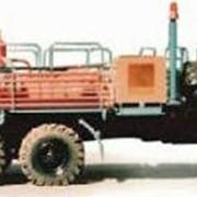 Агрегат цементировочный УЦН-4320/АЦ-32У фото