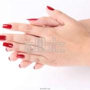 Наращивание ногтей фото