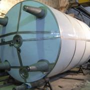 Емкостное оборудование объёмом от 1м.куб до 90м.куб: ёмкости из черного метала и нержавеющей стали, ёмкости со смесителями, подогревом, охлаждением, термосы, пр-во Энергосталь фото