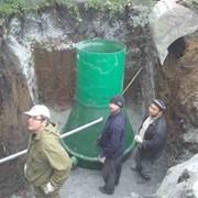 Установка биологической очистки ЭКО-М фото