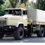 Военная спецтехника КрАЗ-6322-056 фото