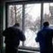 Демонтаж металлопластиковых конструкций, окон, дверей фото
