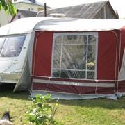 Прицеп-дача Jubilee Supreme - 1994 г. в. + палатка фото