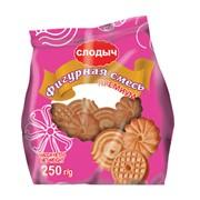 Печенье сахарное Фигурная смесь премиум 250 г фото