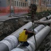 Установка систем регулирования тепловой энергии Украина фото