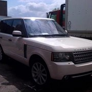 Range Rover Supercharged фото