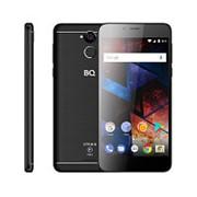 Мобильный телефон BQ 5594 Strike Power Max Black Brushed фото