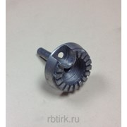 Пламярассекатель (горелка-рассекатель) D 40мм для газовой печки Лысьва фото