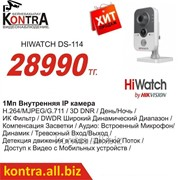 IP камера Hiwatch DS-I114 фото